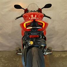 Ducati Panigale V4S New Rage Cycles Fender Eliminator Kit tail light LED NRC