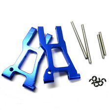 RS4004NB 113697NB 1/10 RC Alloy Front Lower Suspension Arm for HPI RS4 Navy Blue