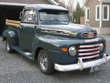 48-52 Ford Mercury Pickup SHOWCARS Air Flow Custom Smoothie Sun Visor (FM41)