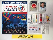 COPA AMERICA CILE-CHILE Panini 2015 - ALBUM + Set Completo Figurine-stickers