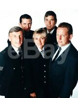 The Bill (TV) Cast 10x8 Photo