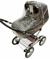 Raincover Compatible with Silvercross Classic Pushchair