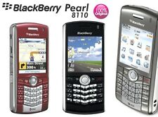 BlackBerry pearl 8110 rouge (sans simlock) 4 volume 2mp LED Flash GPS Bluetooth NEUF