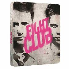 Fight Club - UK New Bluray Futurepak/Steelbook - Fox Direct Exclusive - Only 500