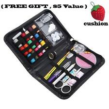 10 XWholesale SEWING Kit with FREE Pin Cushion $10 Value.-Travel Kit include_