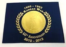 Korean War 60th Anniversary Foiled Print
