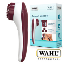 WAHL PURE RELAX COMPACT MASSAGER – RED/WHITE – ZY108