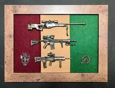 More details for mercian regiment sniper presentation frame