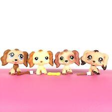 Lot 4 Littlest Petshop 298 1318 Puzzle 575 Dog Spaniel Cocker / Chien Epagneul
