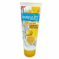 Everyuth Naturals Oil Clear Lemon Face Wash (100 gm) soap free remove oil  Dust