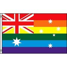 Gay Pride Australian Pride Flag