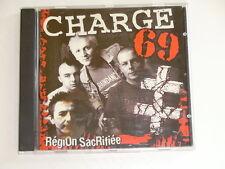 CD - Charge 69 - Region SacRifiee French Punk