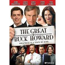 The Great Buck Howard (DVD, Movie, Comedy, Widescreen, 2009, PG) Brand New