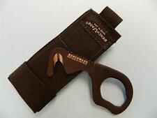 Benchmade 7BLKW Safety Cutter Hook w/ Coated Handle & Nylon Sheath