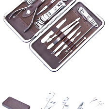 Corewill Nail Clippers Kit, Personal Manicure and Pedicure Set for Travel and.