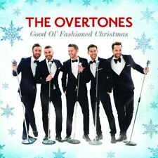 THE OVERTONES GOOD OL' FASHIONED CHRISTMAS CD NEW