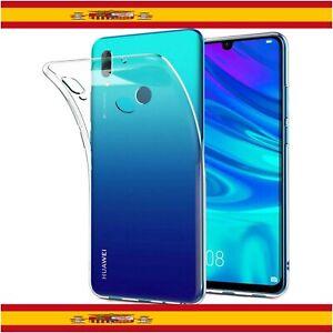 Funda gel silicona TPU transparente para Huawei P Smart 2019
