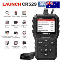 LAUNCH CR529 Scanner Auto Code Reader Check Engine Light Pass Emission Test