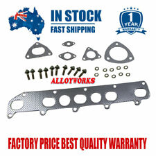 For Land Rover Discovery 2 Defender TD5 Exhaust Manifold Gasket Stud& Nuts Set