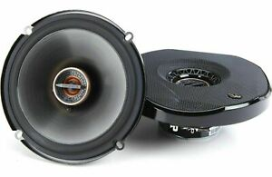 INFINITY REF6532EX REFERENCE 6.5 INCH CAR AUDIO 2-WAY COAXIAL CAR SPEAKERS PAIR