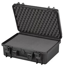 Waterproof Large Protective Hard Camera Case With Foam - Ip67 Rated Dustproof