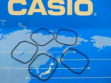 Casio 5 PIECES GASGET/ BACK SEAL for DBC-150/DBC-1500/DBC-30/DBC-300/DBC-3000