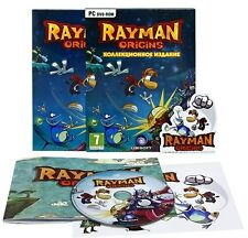 Rayman Origins Collector's RUSSIAN Edition. BRAND NEW!