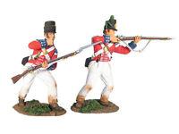 Britains Napoleonic 17882, British Coldstream Guards Light Co. Firing Set #1