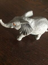 Toy Elephant Plastic Made In China 9cm X 5cm I. Excellent Condition