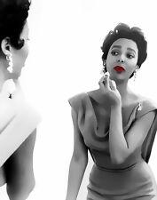 Dorothy Dandridge Mirror Image Pop Art Canvas 16 x 20 #5652