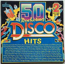 Excellent (EX) Sleeve Grading Disco Pop Vinyl Records