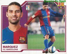 RAFAEL MARQUEZ MEXICO FC.BARCELONA STICKER LIGA ESTE 2008 PANINI