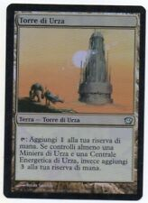 MTG Italian Foil Urza's Tower 9th Edition MP