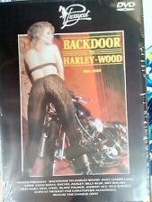 DVD BACKDOOR TO HARLEY-WOOD Neuf sous cello