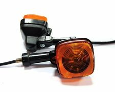 Pair Rear Turn Signal Lights for Honda XL200R XL 200 R 1983-1984 Repro Indicator