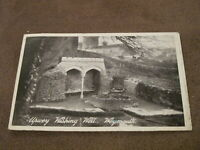 1906 fr postcard - Wishing Well Upwey - Weymouth  Dorset