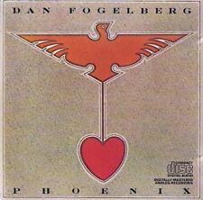 DAN FOGELBERG - Phoenix (CD 1987) USA First Edition EXC Epic/Full Moon EK 35634