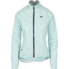 Sugoi ZAP reflective waterproof windproof blue cycling jacket size small