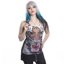 Cupcake Cult Black Punk Tops & Shirts for Women