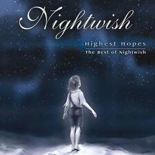"NIGHTWISH ""HIGHEST HOPES-THE BEST OF"" CD NEW+"
