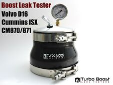 Volvo Turbo Boost Leak Tester | Fits: D16 & CUMMINS ISX Eng, ISX 15, CM870 871
