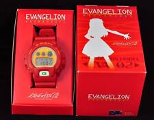 Casio G-Shock Evangelion EVA-02 ASUKA Japan Limited Watch DW-6900
