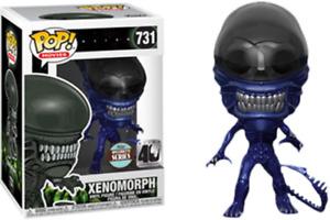 Alien - Xenomorph Blue Metallic 40th Anniversary Specialty Series Pop! Vinyl