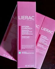Lierac Hydra Chrono + Refreshing Mattifying Fluid Hydration 1.45 oz 40 ml NEW