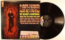 Gary Lewis & The Playboys Paint Me A Picture LP NM 1967 STEREO LIberty LST-7487