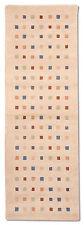 Indische Wohnraum-Teppiche aus 100% Wolle