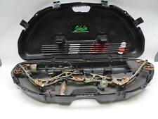 Hoyt USA XT-1000 Compound Bow with Hard Case, Arrows and Release
