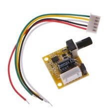 DC 5V-12V 2A 15W Brushless Motor Speed Controller No Hall BLDC Driver Board 1PC