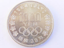 Japan 1964 1000 Yen Bu Tokyo Olympiade #147 Japan Münzen International