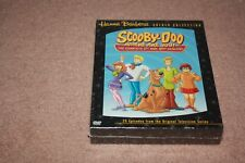 Scooby-Doo, Where Are You - Seasons One  Two (DVD, 2004, 4-Disc Set) *Brand New*